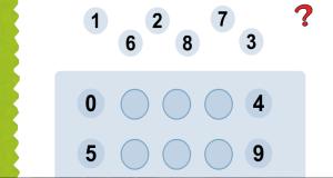 series números